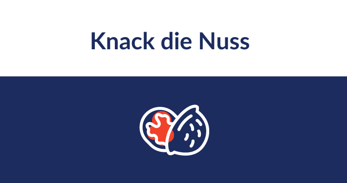Grow Your Mind! Knack die Nuss Hack