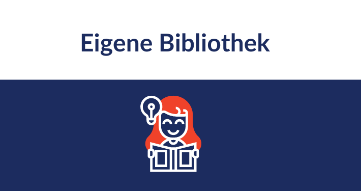 Grow Your Mind: Eigene Bibliothek Hack