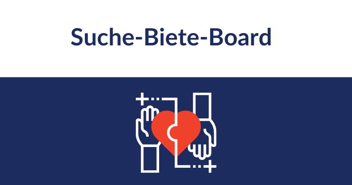 Grow Your Mind: Suche-Biete-Board Hack